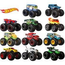 Camion monstre avec roues en métal moulé sous pression, modèle de véhicule, BIGFOOT os Shaker, Dodge Charger Collection, 2021