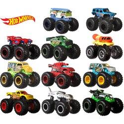 Лидер продаж 2021, автомобильные монстры-грузовики, шейкер для костей BIGFOOT Dodge Charger, коллекция металлических литых моделей автомобилей