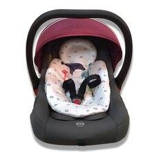 Коврик для детской коляски Удобная подушка сиденья для коляски мягкий детский коврик на колесиках детский автомобильный коврик младенческий автомобильный коврик аксессуары для коляски