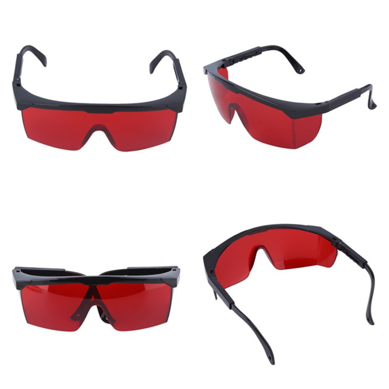 New Protective Goggles Safety Glasses Eye Spectacles Green Blue Laser Protection Drop Ship
