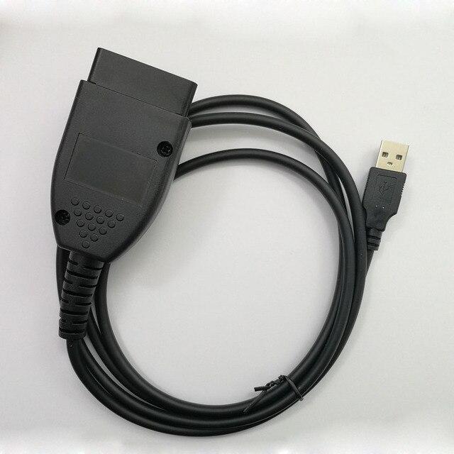 Электрические тестеры общие OBDII 16 контактный диагностический кабель 1St ATMEGA162 + 16V8 + FT232RL SKU:1St Multi 189