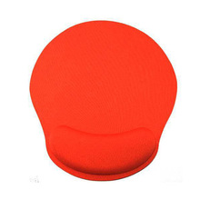 Non-slip Rubber Base Suitable For Office Typing And Pain Relief Ergonomic Mouse Pad Mouse Pad With Gel Wrist Rest