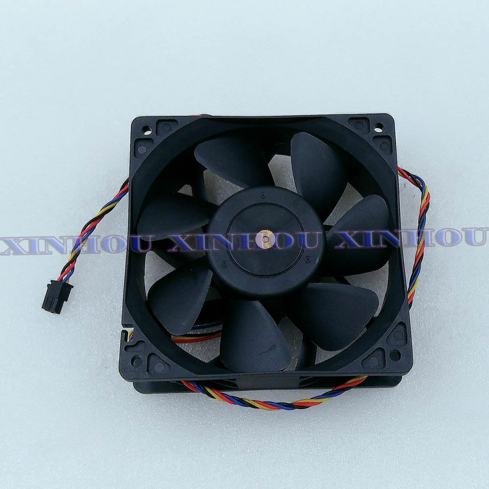 Bitcoin BTC BCH Miner Fan 12cm Cooling Fan Suitable For ASIC Miner Love Core A1 S5
