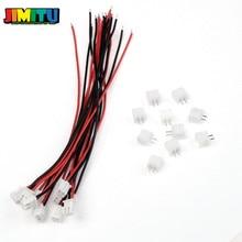 10 комплектов Mini Micro 2 Pin JST XH разъем 2,54 мм с 24AWG Провода кабели соединительный кабель Провода для RC Lipo батареи 150 мм