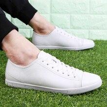 Flats Wholesale High Quality Men Canvas Shoes Male Black Stu