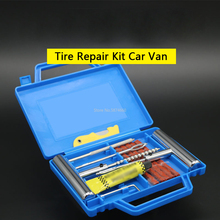 タイヤ修理キット車バンオートバイバイクタイヤ修理ツール緊急ヘビーデューティチューブレスタイヤパンク修理キットプラグse