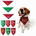 Рождественский шарф с собакой, рождественские украшения для дома 2020, Рождественский Декор, Рождественское украшение, новогодний декор 2021