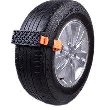 2 шт. ремень цепи для шин Противоскользящий автомобильный ремень для наружного аварийного автомобиля Универсальные противоскользящие цепи для снега нейлон