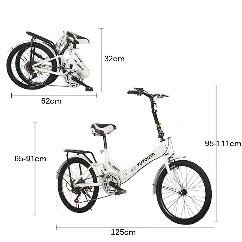 Bicicleta portátil pequena da bicicleta de pouco