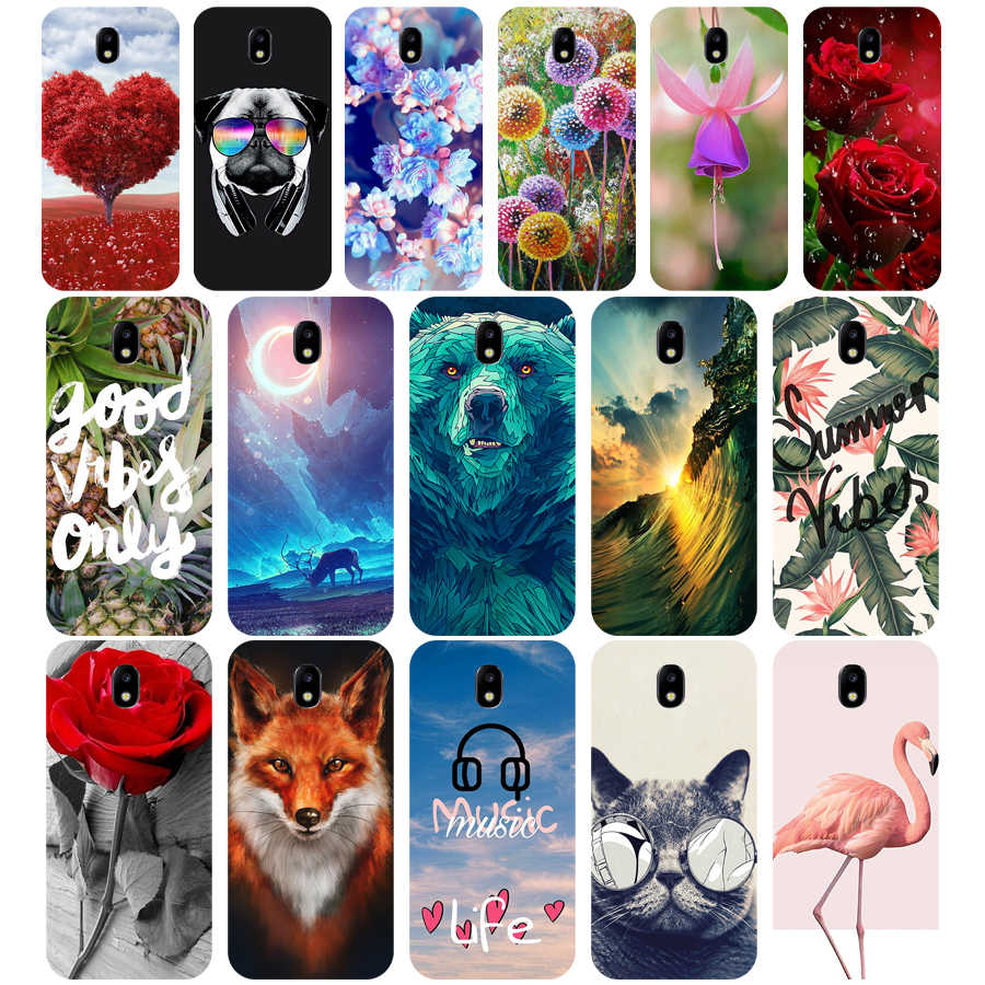 406WE The rose and the b Soft Silicone Tpu Cover phone Case for Samsung j3 j5 j7 2015 2016 2017 j330 j2 j4 prime j4 j6 Plus 2018