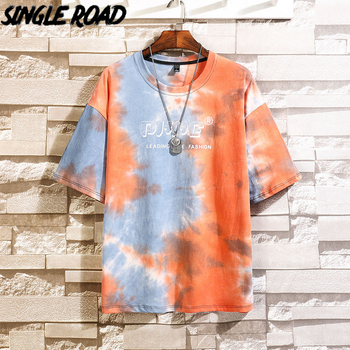 singleroad orange mens tshirt