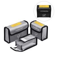 Bolsa de seguridad para batería de Dron DJI Mavic Air 2/2S, bolsa protectora a prueba de explosiones, funda de almacenamiento de batería para accesorios air 2/2S