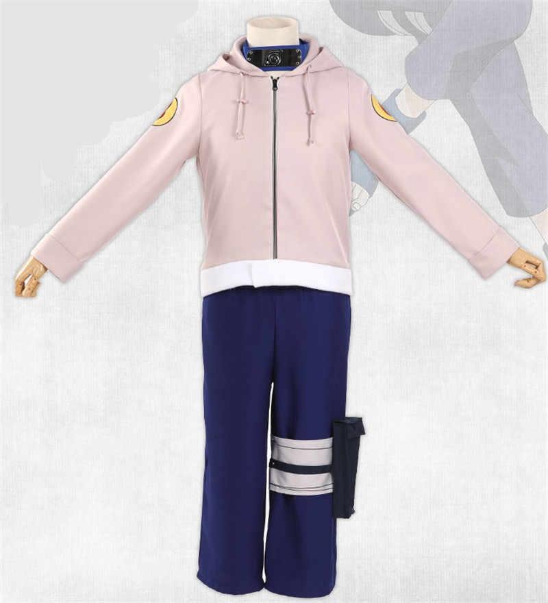 Anime Naruto Cosplay kleding-Naruto cosplay Hinata Hyuga Bundel Big Promotiepakket Cosplay Pruiken Kostuum Set Freeshipping