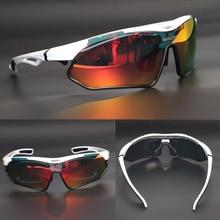 Polarized Bicycle Glasses Men Cycling Sunglasses UV400 MTB Sports