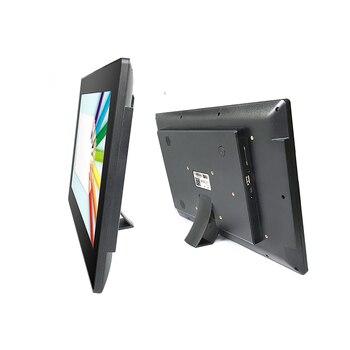1920*1080 Full HD RJ45 USB Wall Mount 15.6 inch Digital Signage Display