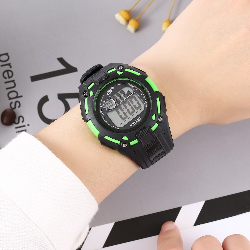 Digital Watch Waterproof Multi-Function Luxury Men Analog Digital Military Army Sport LED Waterproof Wrist Watch Dgital
