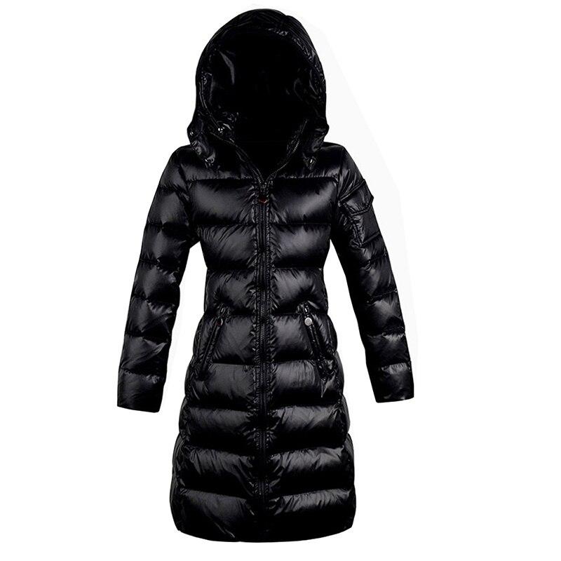 Jacket Down Winter Women Long Coat Korean Fashion Thick Woman Coats Puffer Womens Down Jackets 2020 A01040 KJ2701 S S S