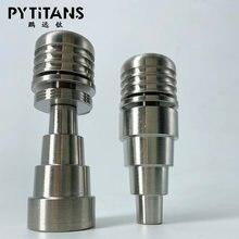 Титановый гвоздь 4 в 1 ti nail без купола новый стиль для продажи