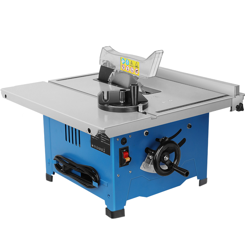 8-Inch Multi-Function Woodworking Table Saw Machine MIYD-HK-210D Precision Table Cutting Machine 45° Bevel Sliding Table Saw