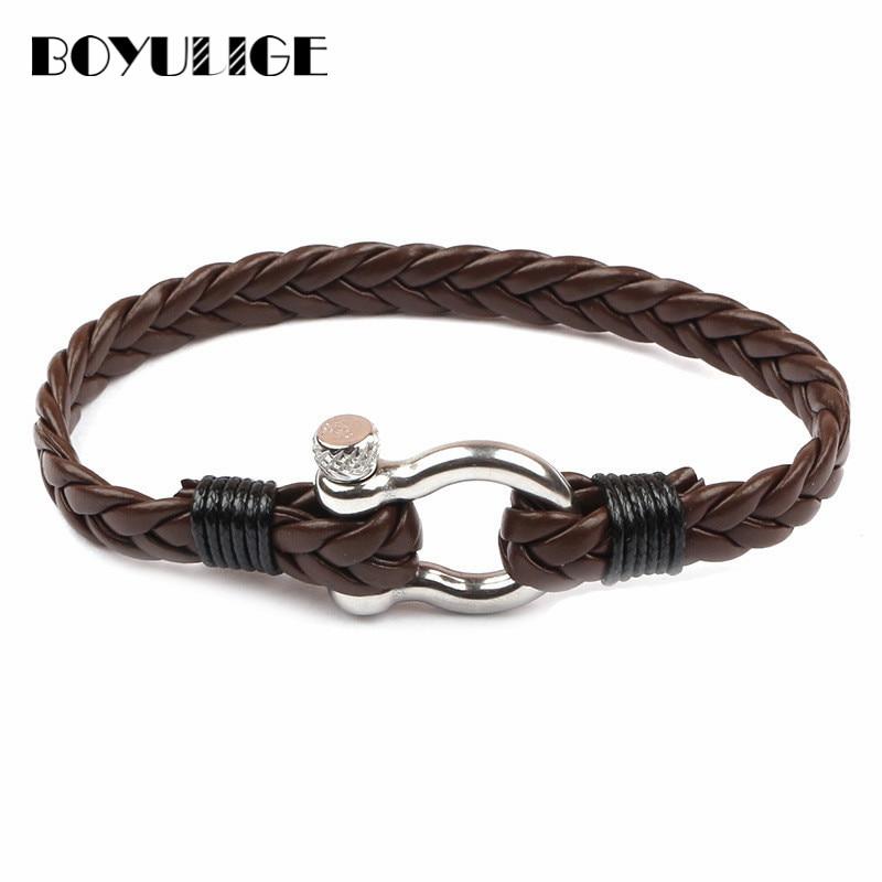Set joyas cuero cadena collar collar Pulsera estilo surfista pulsera de cuero pulsera
