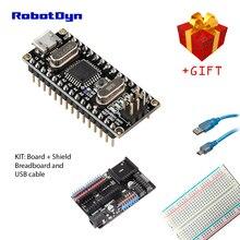 Nano CH340/ATmega328P MicroUSB, колодки припаяны. Compatible for Arduino Nano V3.0