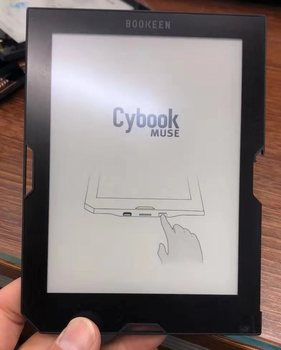 6 inch lcd and Touch screen with Backlight ED060XD4 For Bookeen Cybook Muse Frontlight CYBFT1F-BK E-Book Touch Screen