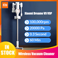 Xiaomi Dreame V9 V9P Handheld Cordless Vacuum Cleaner Stick 20000Pa Cyclone Filter Carpet Dust Collector Vacuum Cleaner