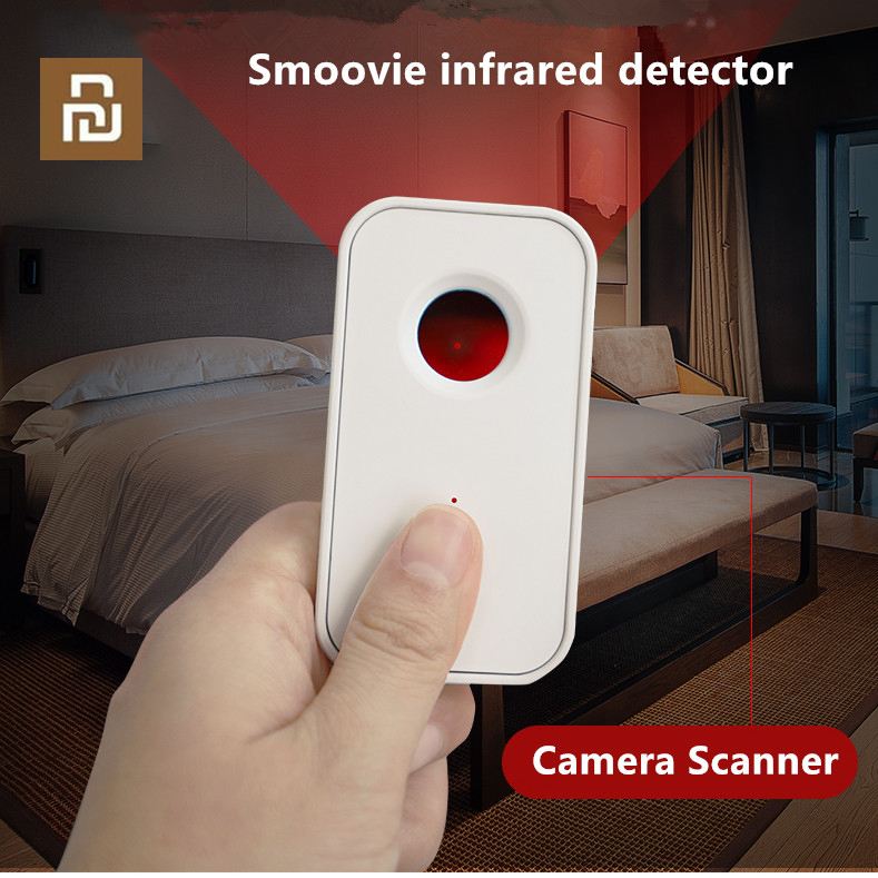 Smoovie ABS Infrared Detector Camera Detector Pinhole Camera Scanner w  3D Built-in Sensor Chip Smooth Lines