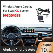 Carplay Nirkabel/Android Auto Multimedia Player Smart Mobil Retrofit untuk Bwm CIC Sistem Bermain Mobil Airplay/Mirrorlink(China)