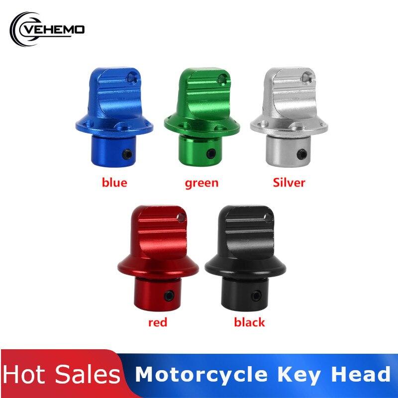 Key Head Key Retrofit Motorcycle Key Head Motor Key Head Electric Motorcycle Cover Lock Durable Electric Bicycle Accessories