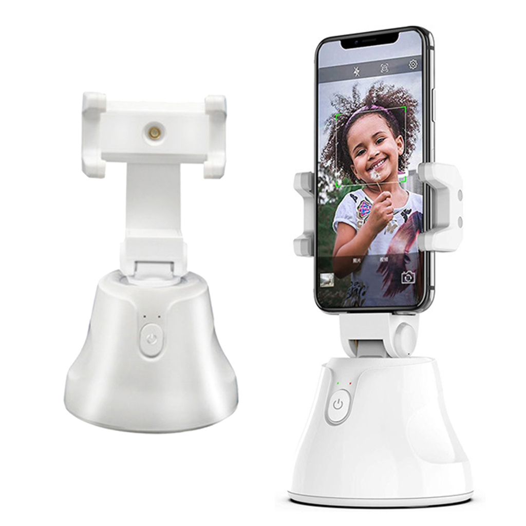 360 /° de suivi du visage automatique Rotation automatique Smartphone Gimbal Face Tracking objet de tir Suivi de tir de 360 Rotation for TikT BangHaa Smart selfie b/âton suivi automatique Cam/éra Mont