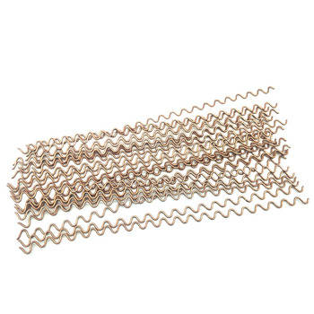 25pcs Wave Wiggle Wire 330mm Long 2mm Diameter Car Repair Dent Pulling Spot Welding Panel Pulling Wiggle Wires фото
