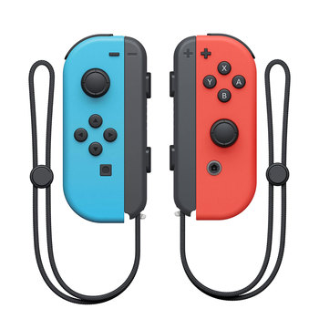 Bluetooth Gamepad For Nintendo Switch Joy-Con (L/R) Controller for Switch Wireless Joysticks Strap