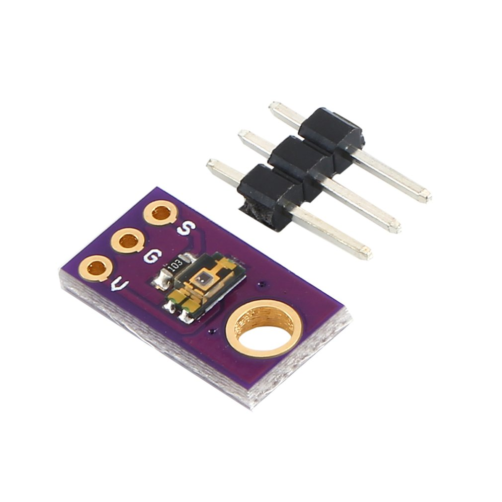 CJMCU-TEMT6000 Ambient Light Sensor Simulate Light Intensity Visible Light Sensor Module For Arduino Wholesale Drop Shipping