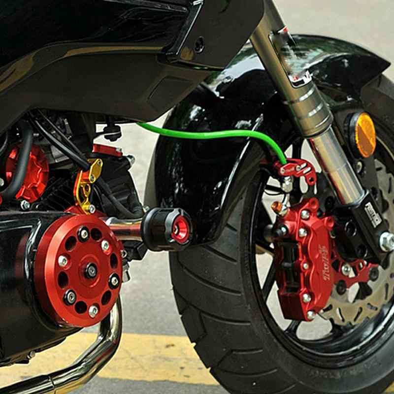دراجة نارية تعديل أجزاء خط أنابيب النفط المشبك ياماها هوندا العام سبائك الألومنيوم المشبك لياماها MT07 R6 R3 MT 03/07/09