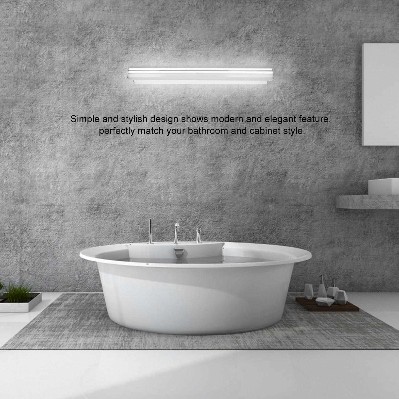 Us 16 29 35 Off Bathroom Led Wall Light Mirror 200v 240v Waterproof Closet For Home Lighting Modern Lamps On Aliexpress