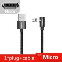 Black Micro Cable