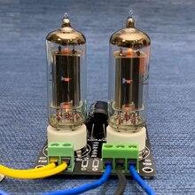GHXAMP 6Z4 المعدل المزدوج أنبوب Preamplifier الصفراوية المعدل تصفية المجلس التجريبي امدادات الطاقة واحدة مزدوجة الطاقة لف