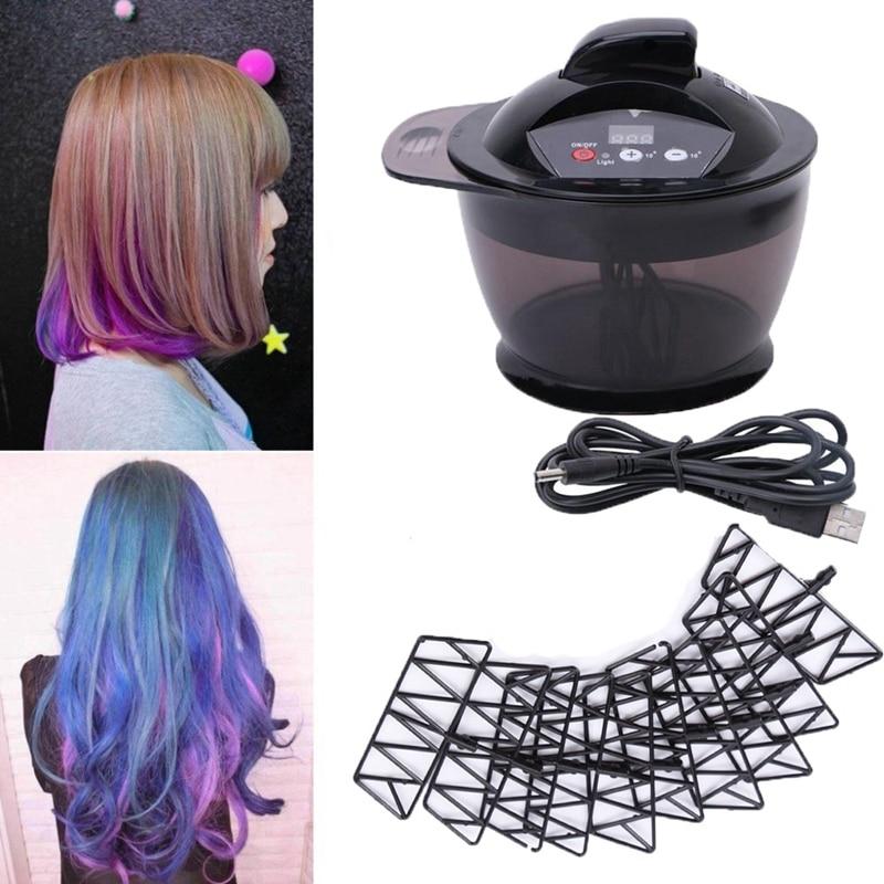 do cabelo cera agitador ferramenta de plástico