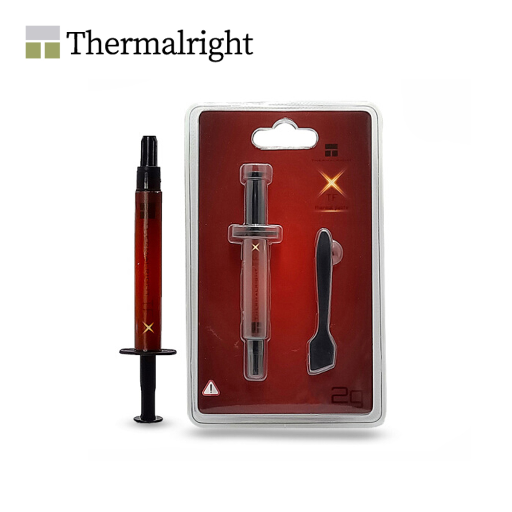 Thermalright Thermal Silicone Grease 14.3 W/mK Conductivity, 2g, Using For Notebook /GPU Card ,TFX 2G Seller High Recommend 2