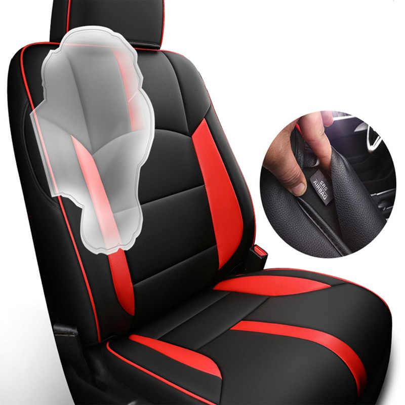 Ynooh автомобильные чехлы для сидений для cadillac escalade srx CTS ats ct 6 xt 4 5 6 sls автомобильные чехлы для сидений