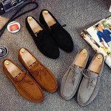 HKXN-baskets à bonnet givré pour hommes, chaussures coréennes respirantes, chaussures plates, paresseuses, 2020 T02, nouvelle collection printemps décontracté