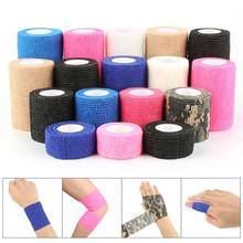 First-Aid-Kit Elastic-Bandage Home-Tape Body-Gauze Security-Protection Self-Adhesive