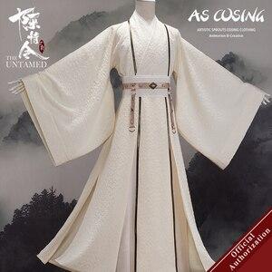 Image 3 - Uwowo сериал Mo Dao Zu Shi The Untamed Цзинь лин, карнавальный костюм, древняя одежда Цзинь рулань, косплей для мужчин