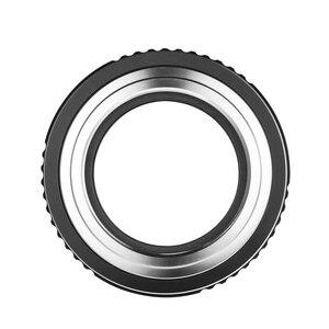 Image 5 - Fikaz M42 FX/EOS FX Lens Mount Adapter Ring Aluminum Alloy for Pentax Praktica Zenit M42 EOS Screw Mount Lens to Fuji Canon