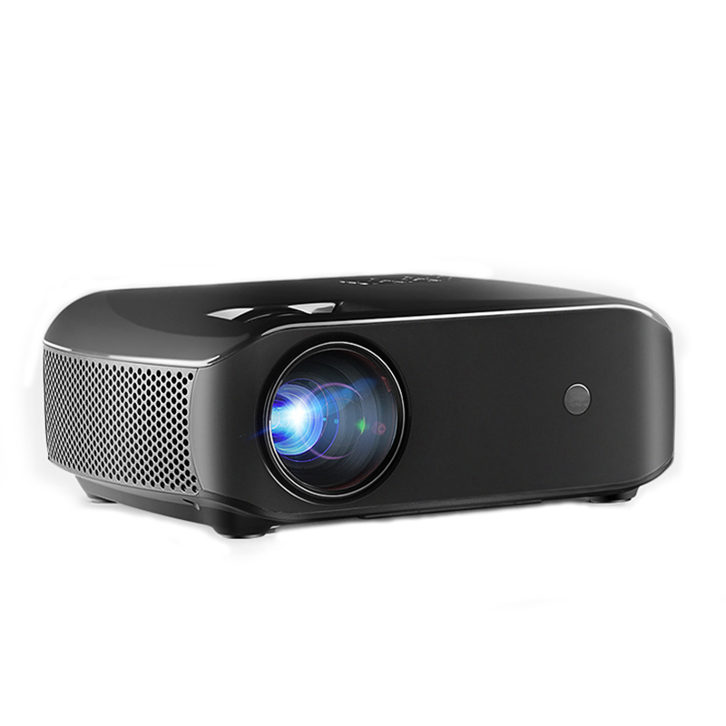 10000:1 2800 Lumens F10 LCD 3D Mini projecteur WIFI bluetooth Full HD projecteur 1280*720P haut-parleur Home cinéma projecteurs