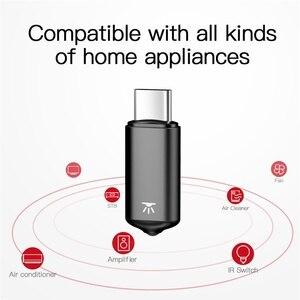 Image 2 - Baseus RO2 Tipo C Martinetti Telecomando Universale a Infrarossi per Samsung Xiaomi Intelligente di Telecomando a Raggi Infrarossi per La Tv Aria Condizionata stb Dvd
