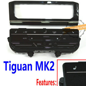 Image 5 - LCD touch screen automatic air conditioning panel Automatic AC conditioning switch for MQB Golf 7 Golf 7.5
