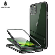 """SUPCASE For iPhone 11 Pro Case 5.8"""" (2019) UB Electro Metallic Electroplated+TPU Full Body Cover with Built in Screen Protector"""