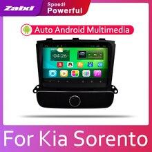 ZaiXi 8 HD 1080P IPS LCD Screen Android Core For Kia Sorento R 2012~2014 Car Radio BT 3G4G WIFI AUX USB GPS Navi Multimedia